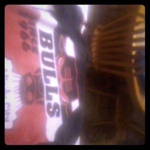 NBA Chicago Bulls Windy City pullover sweatshirt